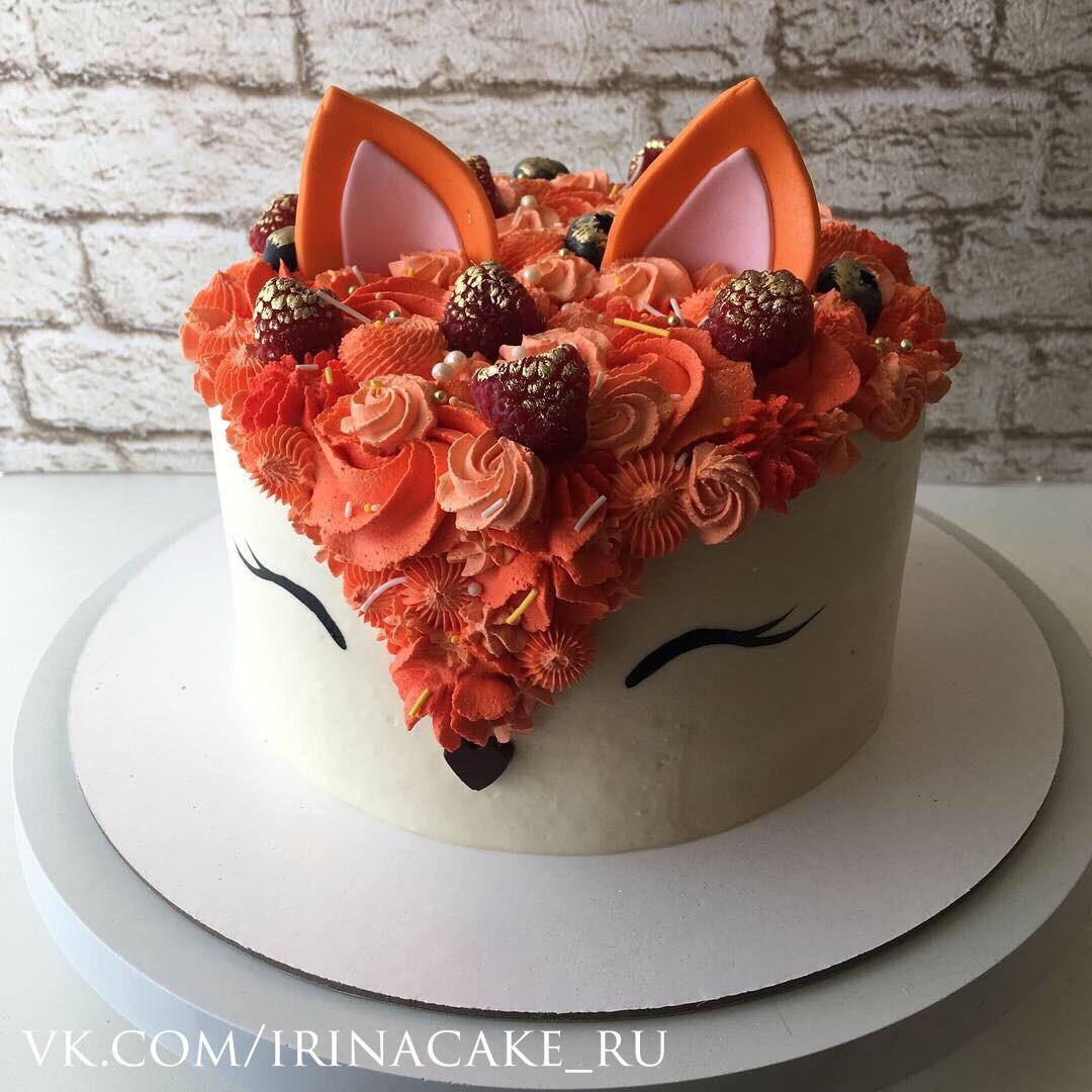 Торт лисичка (Арт.439)
