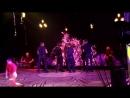 1.08.17. Концерт ФК в Анапе Танец балерины под песню Заза