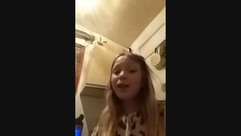 Камила Миронова - Live