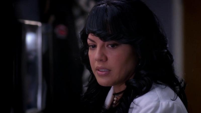 Greys Anatomy 3х19 смешной человечек с перегаром
