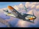 Messerschmitt BF-109 G6 - начало работы [1]
