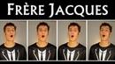 Frère Jacques [French nursery rhyme] - Barbershop quartet
