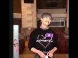 jaebeoms smile after hearing youngjae saying his ramen tastes good