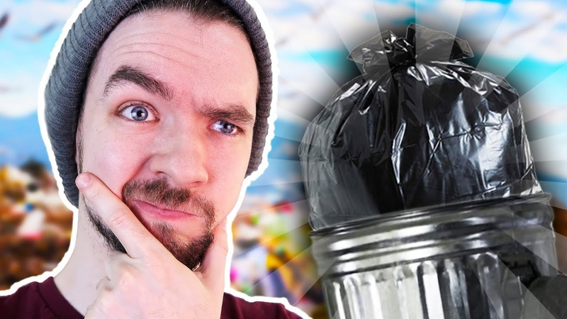 THE INTERNET'S DUMBEST QUIZZES! | What Type Of Garbage Are You?