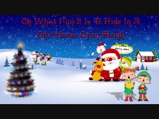 Jingle Bells _ Christmas Songs For Kids _ Nursery Rhymes for Children By Rajshri