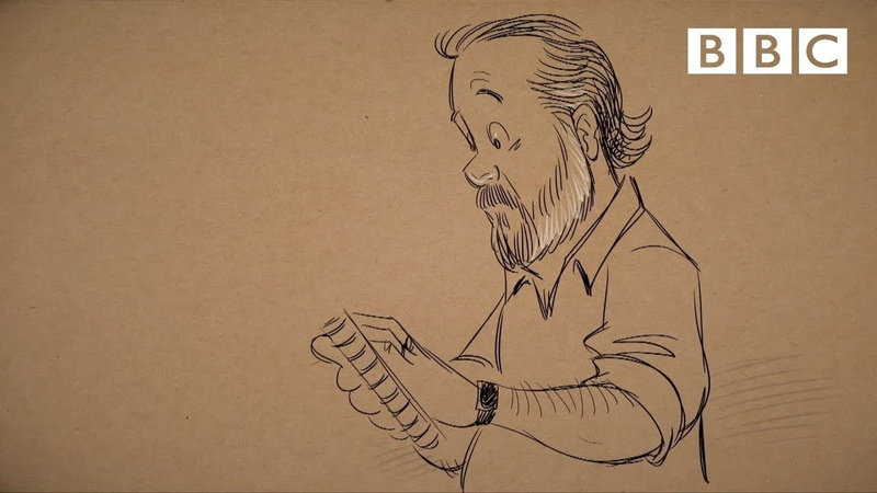 Ex-Disney animators touching tribute to dead wife - BBC