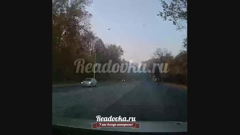 ДТП на Дзержинского в Смоленске