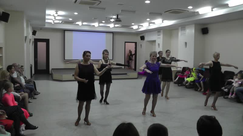 Asta-dance хобби-класс 2019г Румба