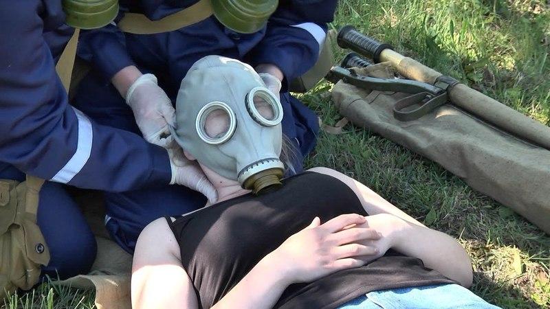 Санитарная дружина Пинскгаз стала победителем районных соревнований