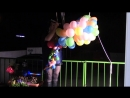 Smoking pop balloons 2