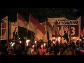Befreiung Wiens 1683 - Gedenkzug 2017.mp4