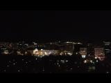 Канатная дорога в Тбилиси ночью (ускоренная съёмка)