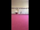 Маруся)гимнастка3 место