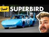 Up to Speed / Въехать в суть.  Всё, что вам нужно знать о Plymouth Superbird и Dodge Daytona [BMIRussian]