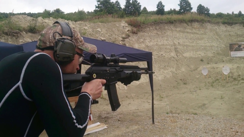 Saiga 107 (second version)