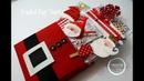 Tutorial Loaded Bag Santa Claus * Creaciones Izzy