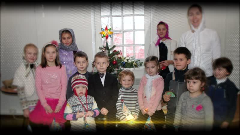 Воскресная группа Прихода святых жен мироносиц СПб