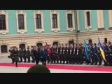 Меркель українським воїнам