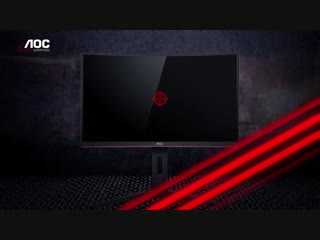 AOC C24G1,C27G1-Игровые мониторы 144 Hz