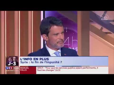 La vérité éclate en direct chez Pujadas : Israël bombarde la Syrie
