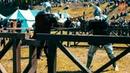 Viduramžių riterių turnyras Lietuvos kariuomenės vado kalavijui laimėti