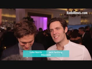 Jack Farthing and Luke Norris tease whats to come in Poldarks final series