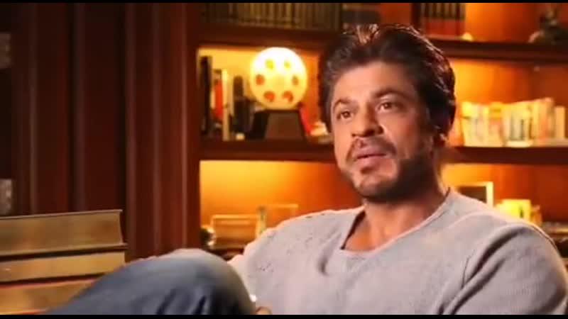 Shah Rukh Khan's idea of great India