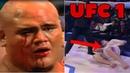 25 лет назад прошел первый турнир UFC / Как это было