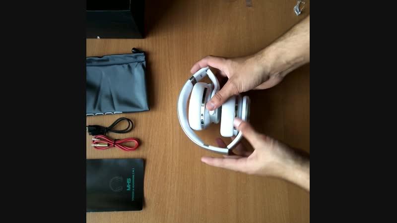 Распаковка SODO MH5