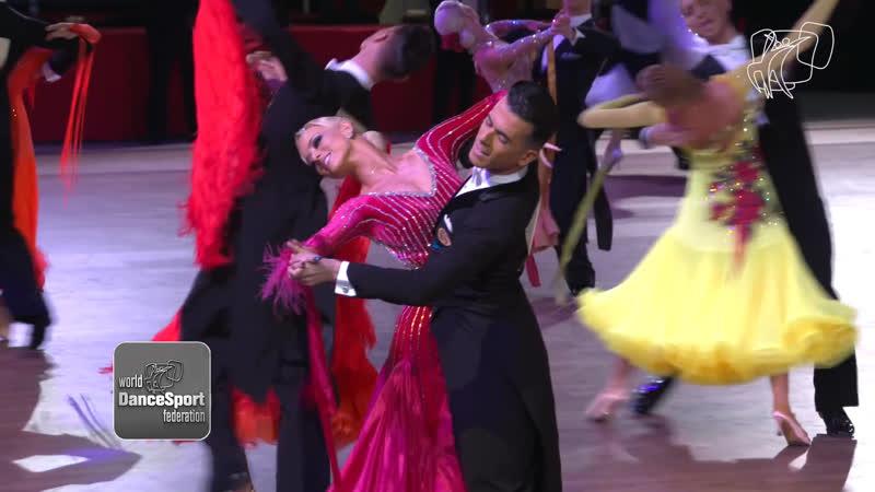 Bosco - Nolan, IRL ¦ 2017 EU Standard Olomouc ¦ R1 W ¦ DanceSport Total