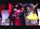 Bosco Nolan IRL ¦ 2017 EU Standard Olomouc ¦ R1 W ¦ DanceSport Total