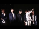 """FANCAM 11 08 18 2018 BOTH HANDS UP with B A P in Osaka"""""""