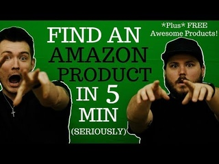 How to find a product to sell on Amazon FBA