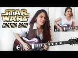 STAR WARS Cantina Band Guitar Cover | Noelle dos Anjos