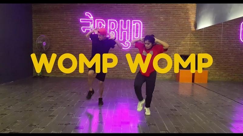 Womp Womp- Valee Ft. Jeremih | Harshita Gautam Choreography