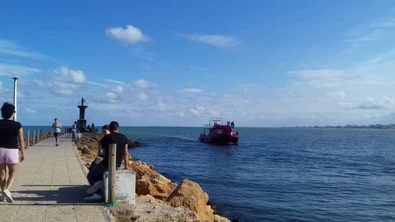 Порт Эль-Кантауи ,Сусс(Тунис) 2018