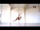 30 Pole Dance Split 1