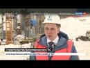 Строительство двух Белопорожских ГЭС достигло экватора