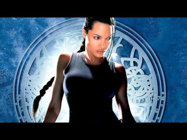 ФИЛЬМ ЛАРА КРОФТ РАСХИТИТЕЛЬНИЦА ГРОБНИЦ игровой фильм Rise of the Tomb Raider HD