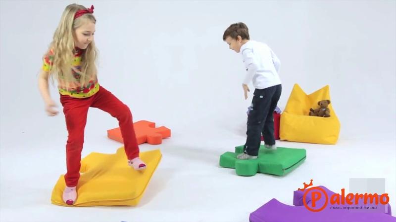 Детские кресла-игрушки Palermo