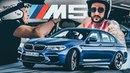АФОНЯ ТВ в ШОКЕ с новой BMW M5! Я СОШЕЛ С УМА! Валим 250 км/ч! Обзор и тест-драйв. БМВ F90. M2 и M4.