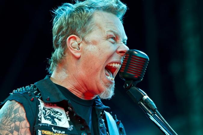 James Hetfield Yeah! Compilation