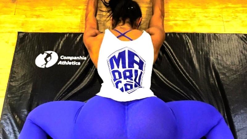 Fitness Legend Gracyanne Barbosa Female Fitness Motivation