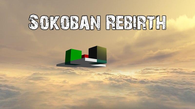 Sokoban Rebirth Launch Trailer