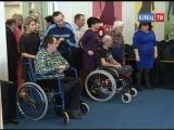 Участие в выборах президента приняли проживающие Елецкого дома-интерната для престарелых и инвалидов