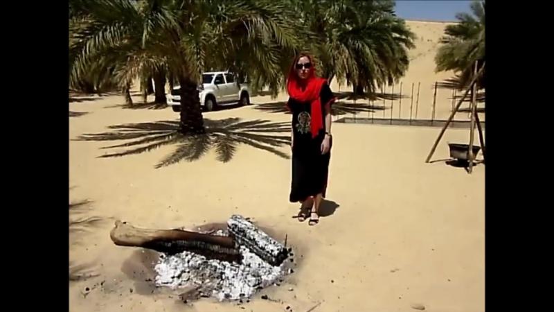 Золотой олень в Вади Суфе международный туристический отель в алжирской пустыне граничащей с Тунисом
