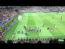 Последняя минута матча Англия - Исландия. Победный клич победителей