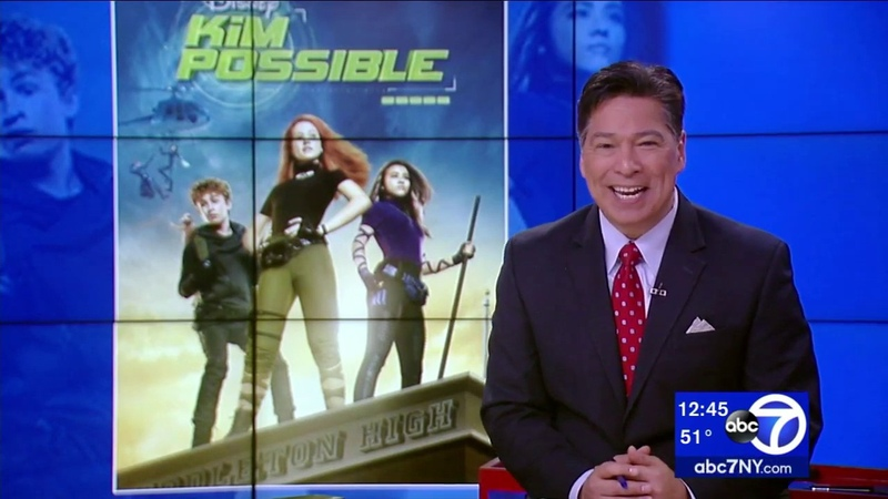 Kim Possible - Kim On EyeWitness News INTERVIEW