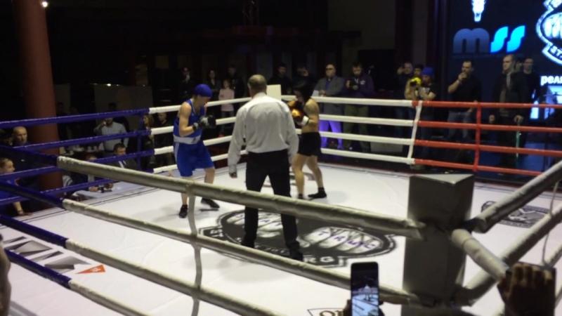 Екатерина Раковская vs Дарья Иванова. Bike Fight. 21.04.18. 3 бой