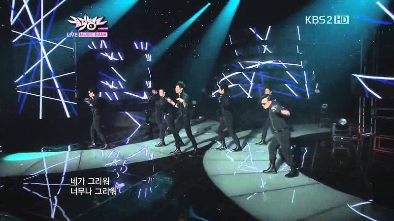 [HD]110930 Kim Kyu Jong 김규종 金奎鐘 SS501 - Yesterday CB Stage